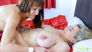 OLDNANNY – Busty Matures from Britain Together
