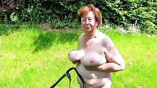 OmaGeiL – Real Granny and Mature Sexual Qualification