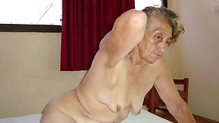 HelloGrannY – Latina Moms All Naked and All Stripped