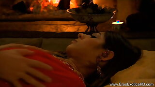 Exotic Oriental Lovers Experiment With Sex